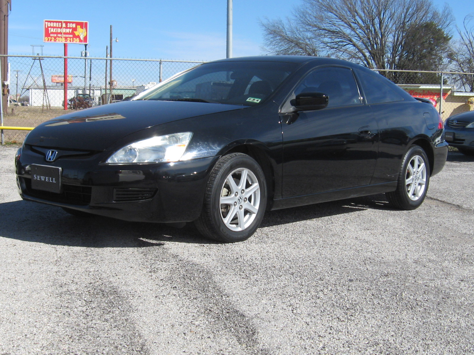 2004 honda accord coupe ex v6 nav welcome to autoworldtx. Black Bedroom Furniture Sets. Home Design Ideas