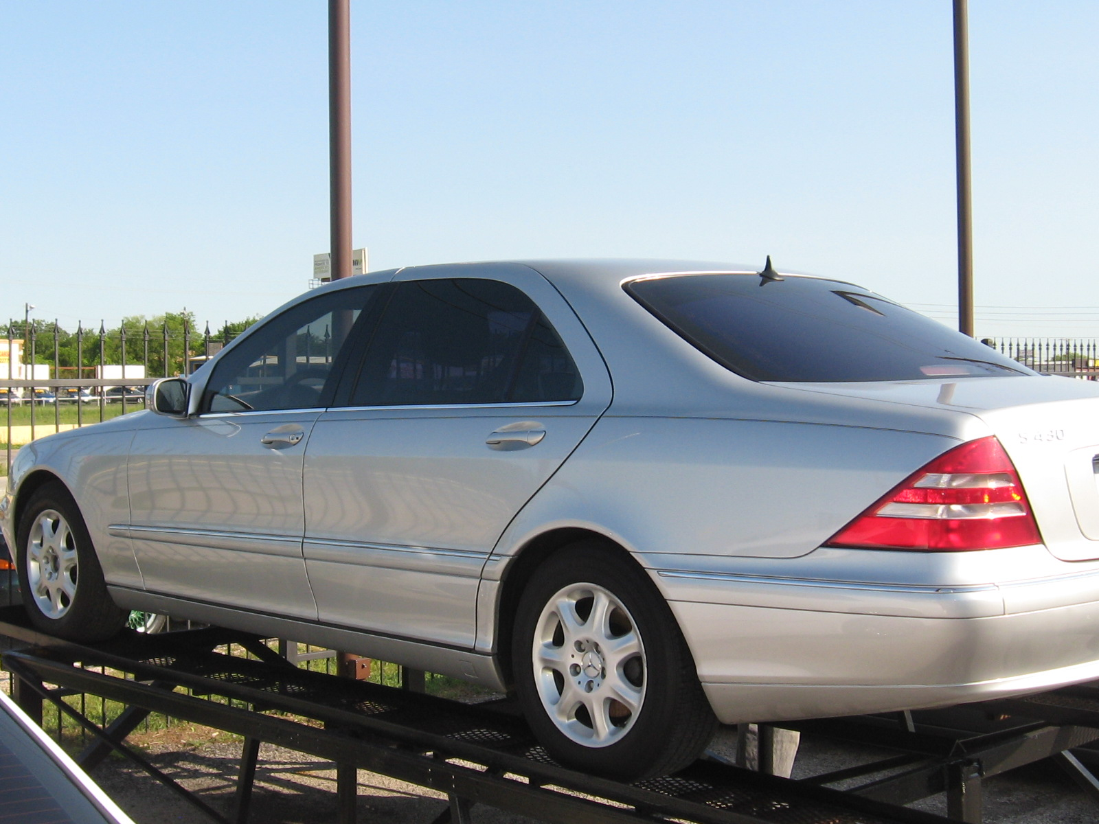 2002 mercedes benz s 430 welcome to autoworldtx for Mercedes benz s 430