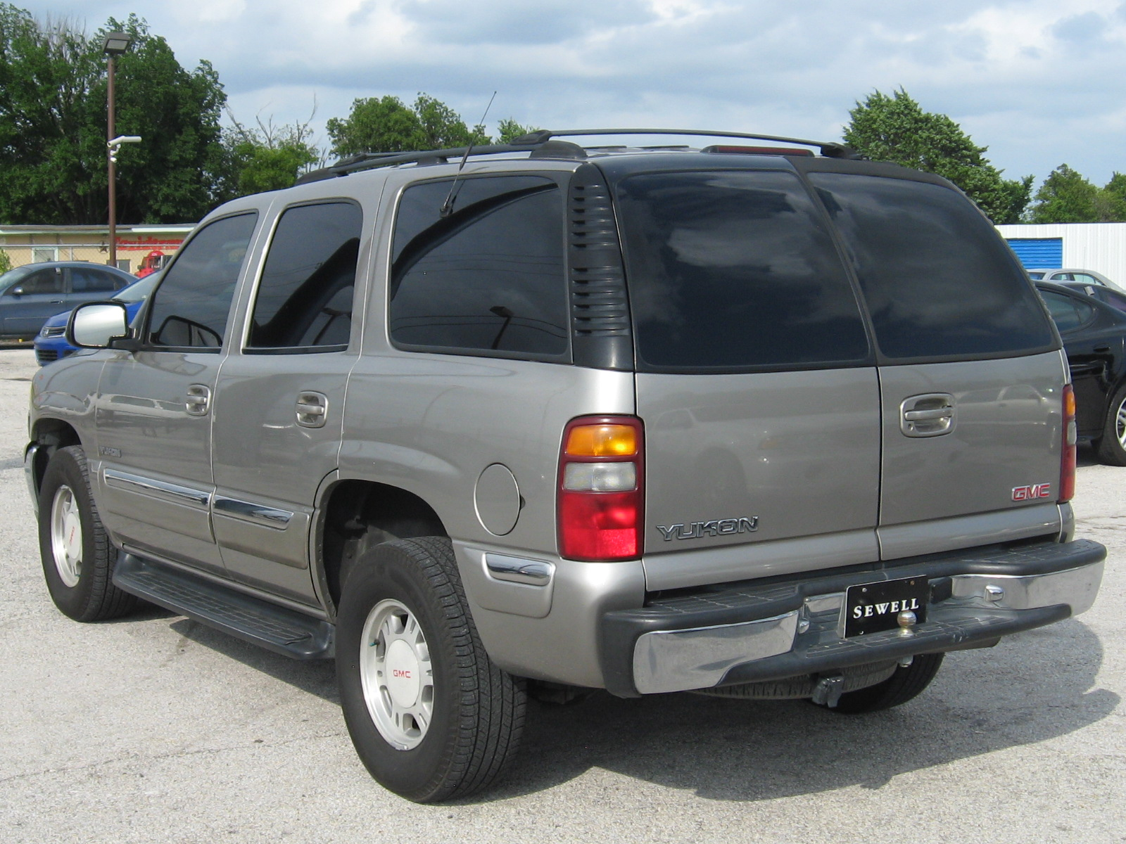 2001 GMC Yukon SLT | Welcome to Autoworldtx
