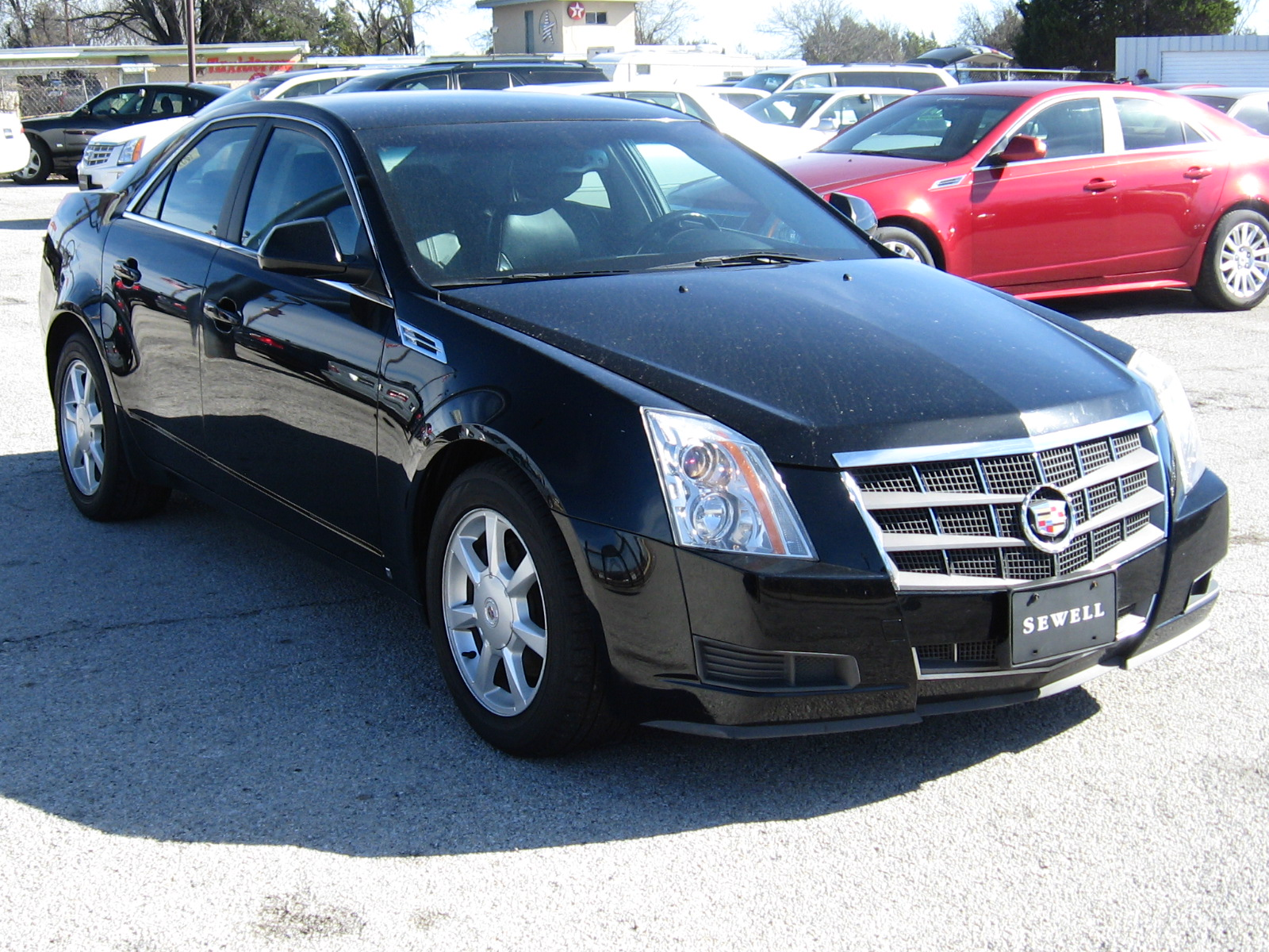 2009 cadillac cts sedan welcome to autoworldtx. Black Bedroom Furniture Sets. Home Design Ideas